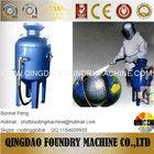 Portable Pressure Pot Sandblaster