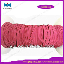 Shiny Flat Elastic Rubber Rope