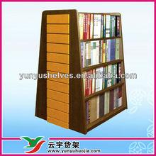Modern bookshelf for library or study room