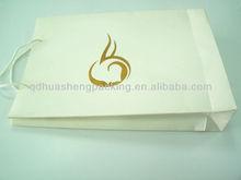 Popular luxury nice lovely paper gift bag