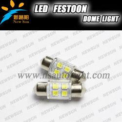 Latest New Car LED festoon CANBUS , led auto lamp,car led lamp