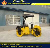 vibratory wheels road roller