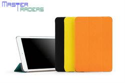 Rock Elegant Leather Case Stand transparent hard back cover for ipad mini MT-0631 XH