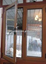 40 series aluminum french window/pictures aluminum window and door/foshan wanjia brand
