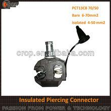 High quality IPC/ Insulation piercing clamp/ Insulation Piercing Connector IPC for Cable PCT13CB 70/50
