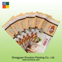 Plastic frozen bag for dumplings/Frozen bag