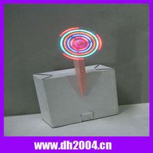Mini colorful Handy Led flashing pen dan with batteries