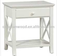 End Tables One Drawer One Shelf,FSC