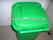 HOT wholesale bins 120L outside garbage bin