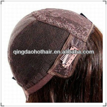 Top qualitry factory price jewish kosher human hair wigs
