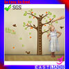 Wall Height Stickers Kids Height Measurement Wall Sticker Growth Chart