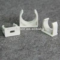 Attractive Price White Plastic Electricl PVC Pipe Clips