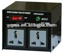 ST-200W New style ST series voltage converter 220 110