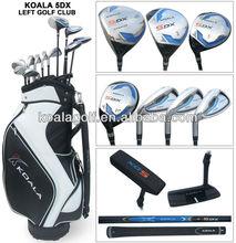 Left Hand Golf