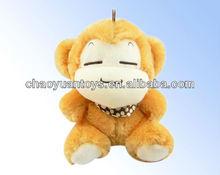 super hot sell blink plush monkey wear scarf DO47308096