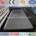 productos químicos utilizados en la cocina 304l placa de aceroinoxidable