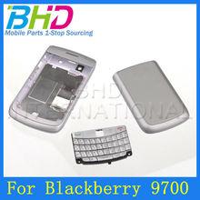 High Quality for blackberry bold 9700 Gloss Oil full housing case cover