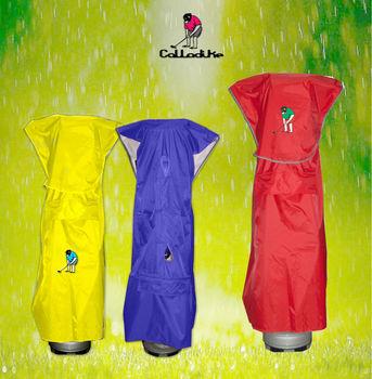 High quality rain cover for golf bag