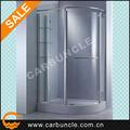 cabine de douche avec plateau galss fabriqués en chine