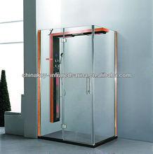 simple shower room glass shower room KL011