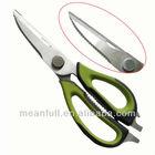magnetic holder separable kitchen scissors