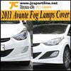 2011 Fog Lights Cover For Hyundai Elantra Avante MD