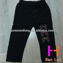children clothing kids wholesale pants girls legging nice bows