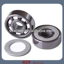 7mm bore 627 size 7*22*7 full ceramic ZrO2 Si3N4 skate bearing