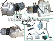 made in chongqing 100CC motorcycle horizontal engine