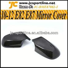 10-12 Car Carbon E82/E87 Mirror Cover for BMW E87/E82 Mirror Cover Caps