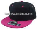 Chapéus feitos de materiais reciclados para o tampão do snapback na China