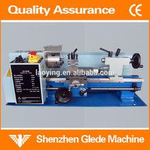 Hobby mini lathe machine has a high precision C4