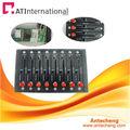 Profesional 2013 caliente venta de usb puerto 8inalámbrico sms módem( mc55i) gsm/gprs