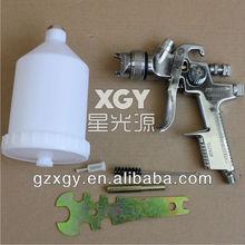 HID retrofiting tools HVLP Spray Gun 600ml AB-17G