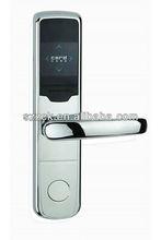 high security Hotel door locks / digital lock/ wireless door lock/ card master lock