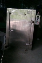 Stainless Steel Small Capacity Industrial Curing Oven for Jeans