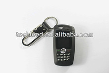 Newest lanuch low end car mini key MTK MT6252A mobile phone 760