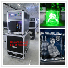 LEAD LASER fasten laser crystal photo laser engraving machine for small business at home