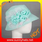 Wholesale Elegant Ladies sun dress hat
