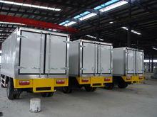 refrigerated truck body,dry box truck body