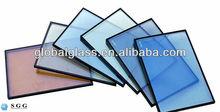 Customized decorative insulated glass