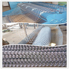 chain link mesh making machine