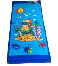 beautiful sea design holiday beach towel