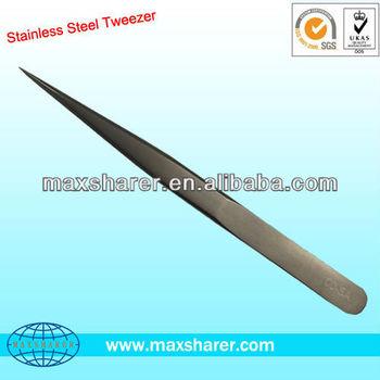 Super Fine Stainless Steel Tweezers 00-SA
