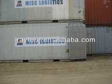 with good conditon used reefer shipping container