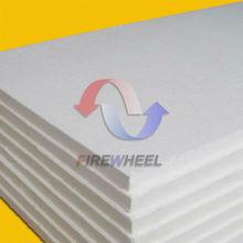Ceramic fiberboard for insulation