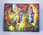 DIY Paintings Polyester Printing