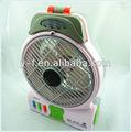 Led recargable de múltiples funciones eléctrico ventilador de pie