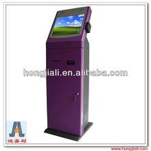 Self Service Terminal Ticket Vending Machine Kiosk