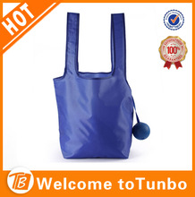 waterproof eco friendly carrier bag reusable shopping bags foldable bag